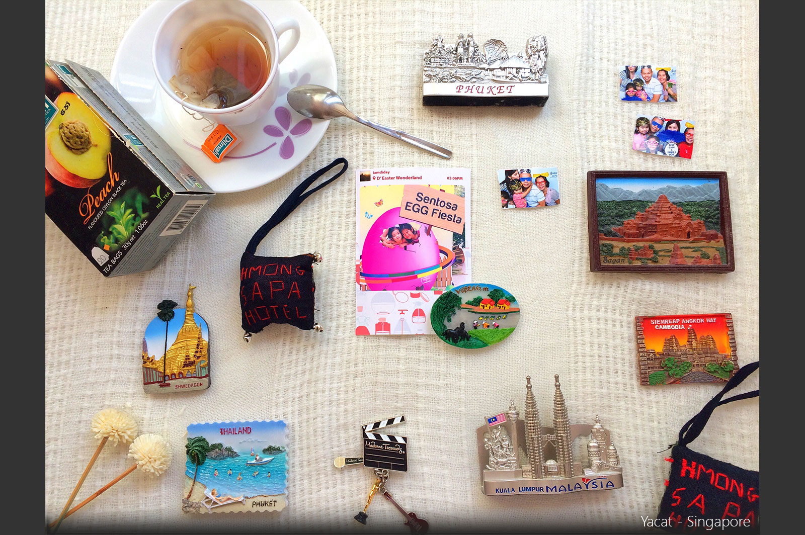 International Tea Inspired Moments of 2015