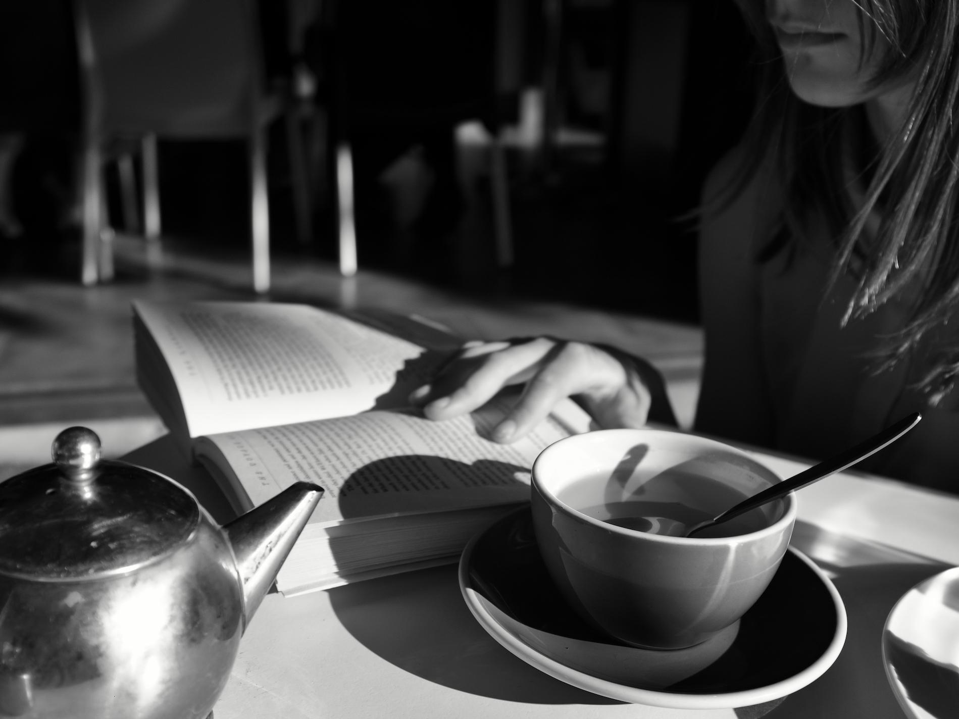 Tea in the City
